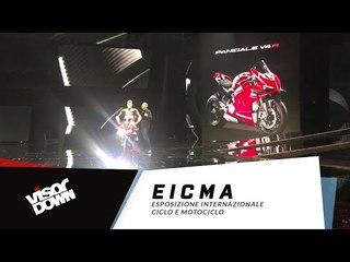 EICMA - Ducati Launch