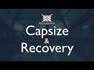 Capsize and recovery drill