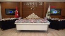 İstanbul- Lüks Rezidansa Uyuşturucu Operasyonu 38 Milyon Liralık Uyuşturucu Ele Geçirildi