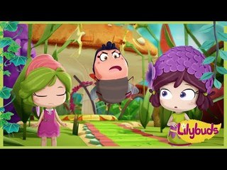 Rose and the Hiccups  | Lilybuds on ZeeKay Junior