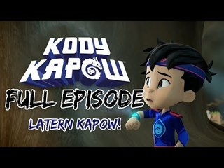 Lantern Kapow! | FULL EPISODE | ZeeKay Junior