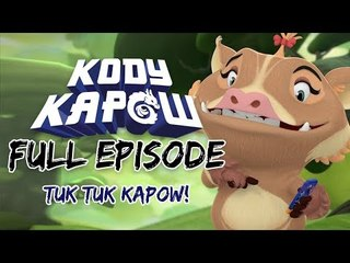 Tuk Tuk Kapow!   FULL EPISODE   ZeeKay Junior