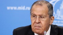 Sergey Lavrov on US marine arrest, FYROM name change, and Brexit at annual press conference