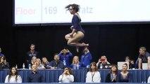 10 en gymnastique au sol pour Katelyn Ohashi (THE PERFECT)