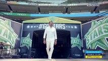 Henri Aussie... s'essaye au cricket