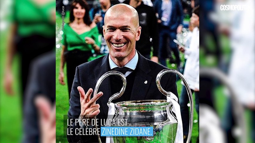 5 choses à savoir sur Luca Zidane