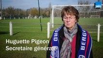 Huguette pigeon