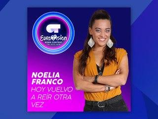 Noelia Franco - Hoy Vuelvo A Reír Otra Vez