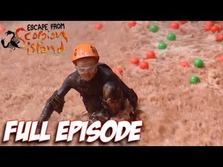 Torrent of Terror | Escape From Scorpion Island - Episode 29 | ZeeKay