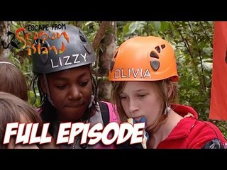 Chased by a Ginger Boulder | Escape From Scorpion Island - Episode 26 | ZeeKay