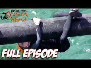 Shattered Skull | Escape From Scorpion Island - Episode 24 | ZeeKay