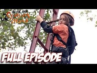 Vertigo | Escape From Scorpion Island - Episode 27 | ZeeKay