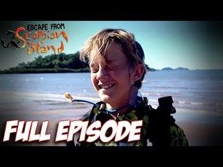 Power Play | Escape From Scorpion Island - Episode 28 | ZeeKay