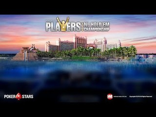 PokerStars NLH Player Championship, Final Table (Cards Up)