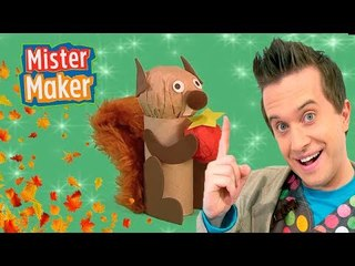 Mister Maker - Autumn Makes!