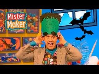 Mister Maker - Creepy Halloween Makes!