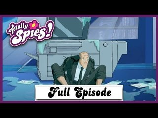 Evil Pizza Guys | Totally Spies - Season 5, Episode 9