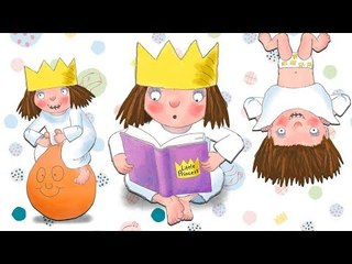 Read Along with Little Princess  - 1 Hour+  COMPILATION