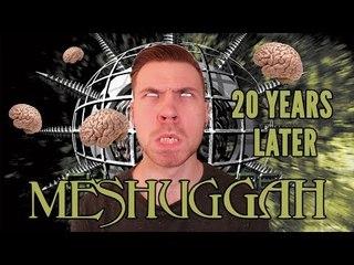 "MESHUGGAH's ""Chaosphere"" Turns 20 Years Old | Apocalyptic Anniversaries"