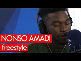 Nonso Amadi freestyle - Westwood