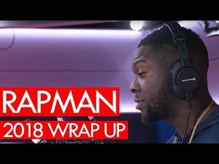 Rapman 2018 Wrap Up freestyle - Westwood