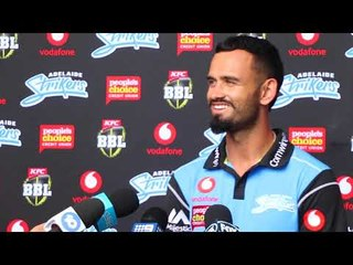 Jake Weatherald interview Adelaide Strikers | interview BBL