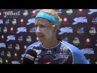 Sophie Devine interview | Player of the Match Strikers v Scorchers