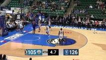 Sekou Wiggs (15 points) Highlights vs. Texas Legends