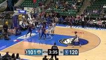 Jameel Warney (25 points) Highlights vs. Texas Legends