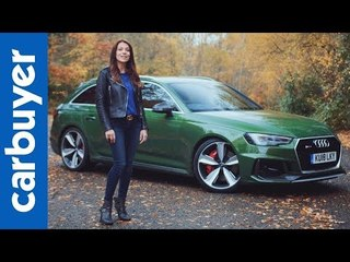 Audi RS4 2019 in-depth review - Carbuyer