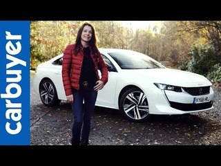 Peugeot 508 Fastback 2019 in-depth review - Carbuyer