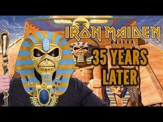 "IRON MAIDEN's ""Powerslave"" Turns 35 Years Old | Apocalyptic Anniversaries"