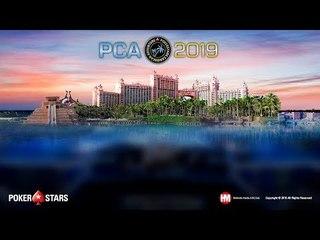 PCA Main Event, Jour 4 (cartes visibles)