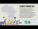 Inclusive policies and finance for sustainable energy access