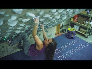 Creating The Ultimate Indoor Climbing Hold: Jackie Hueftel | Climbing Designers, Ep.3