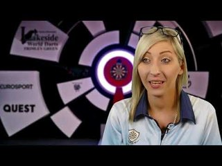 Fallon Sherrock confident as she begins her quest for a first BDO World Championship title