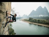 Sport Climbing Gets Baltic At The Riverside Crag, Yangshuo    Cold House Media Vlog 79