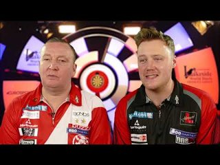 Duzza sneaks past Williams to reach Lakeside World professional Darts Championship  final