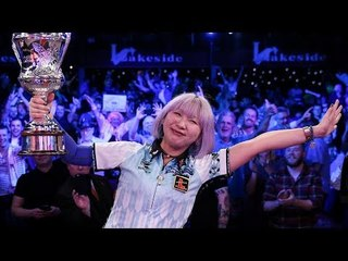 MIKURU SUZUKI - The New 2019 BDO Women's World Champion | 3-0 Victory over Lorraine Winstanley