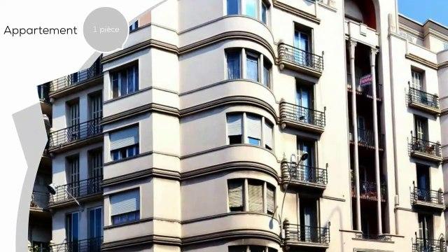 A vendre - Appartement - Nice (06000) - 1 pièce - 31m²