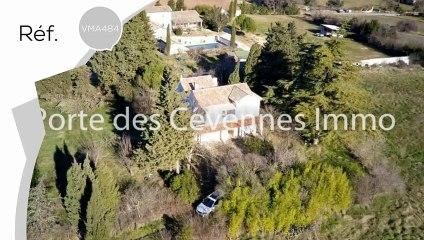 A vendre - Maison/villa - Bagard (30140) - 5 pièces - 136m²