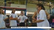 TH : Le sport favorise les rencontres entre jeunes valides et handicapés