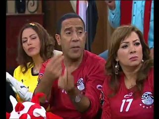 راجل وست ستات - عادل يمر بأزمة مع الجيران بسبب  قنوات شعللها  الرياضية والمنتخب المصري