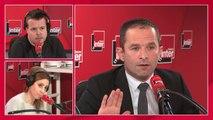 """Benoît Hamon : """"La liste que je porterai aux Européennes sera la seule liste de gauche (...) J'espère que d'autres nous rejoindrons"""""""
