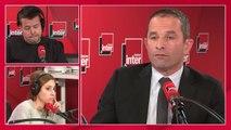 """Benoît Hamon, candidat aux européennes avec son mouvement Génération·s : """"Ça n'a pas de sens d'additionner les listes des partis de gauche"""""""