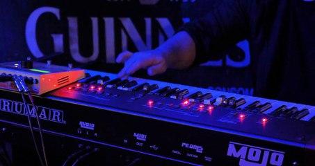 Ibuprofunk en concert au Irish pub The Quay à Castres