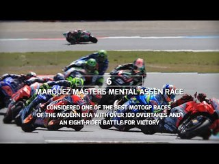Top 10 Moments MotoGP 2018