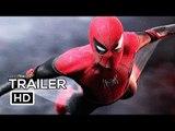 SPIDER-MAN: FAR FROM HOME Official Trailer (2019) Tom Holland, Marvel Superhero Movie HD