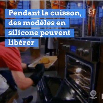"""Attention aux moules à gâteaux en silicone et en """"téflon"""""""