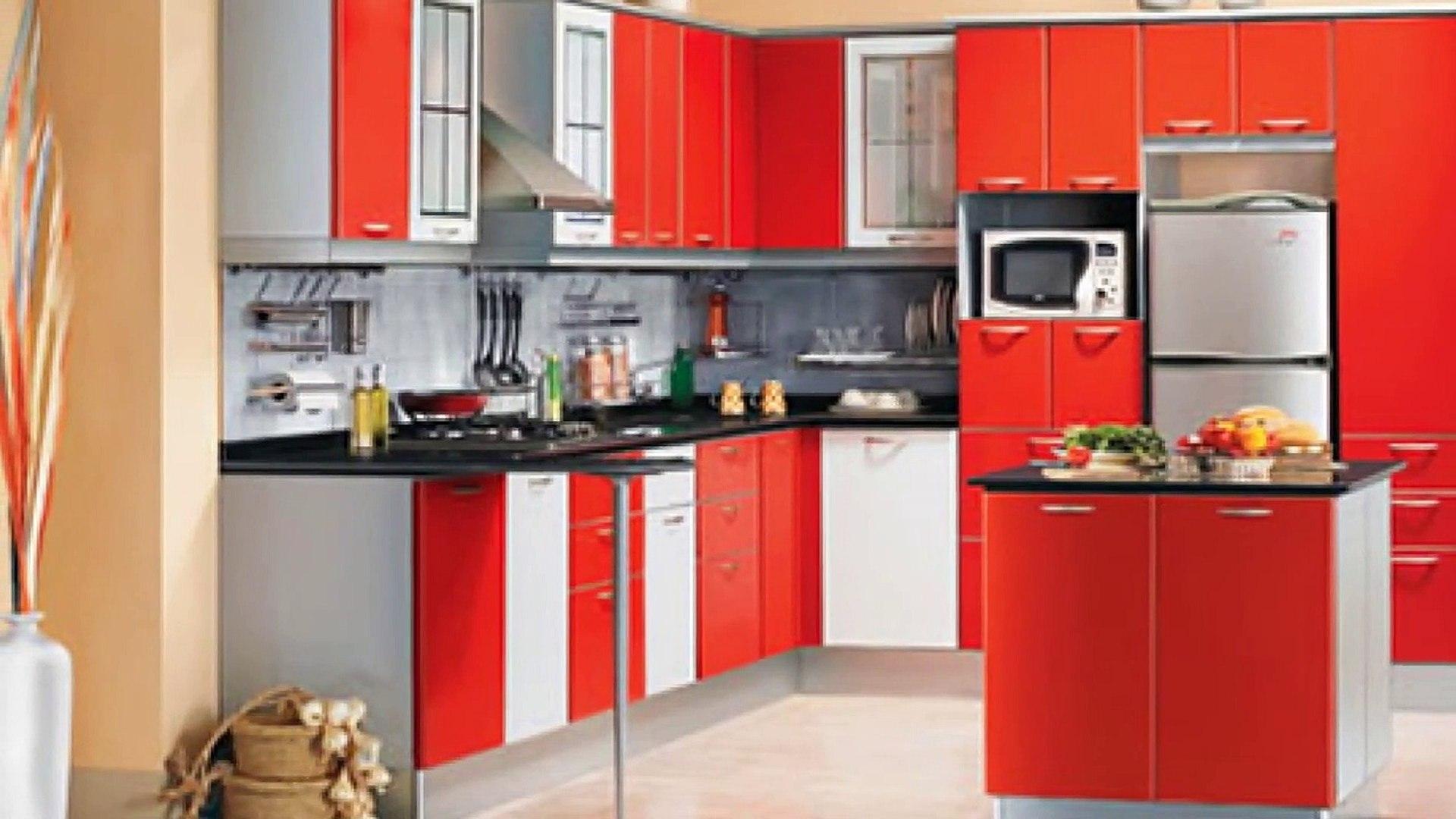 Modular Kitchen Ideas for Small Kitchen India